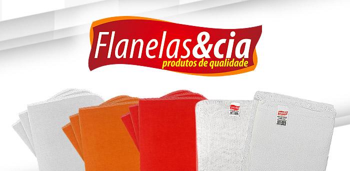 Flanelas e Cia