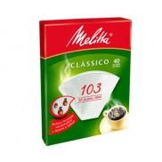 FILTRO MELITTA PARA CAFE 103 40UND