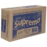 PAPEL TOALHA SUPREMO INTERFOLHA BRANCO 2D 1250G SI